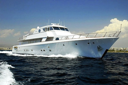 Motor yacht XIPHIAS